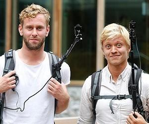 Nicolaas Veul en Tim den Besten worden stagiairs op middelbare school