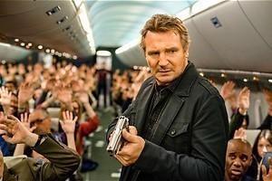 Actieheld Liam Neeson gaat vliegen