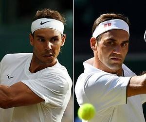 Wimbledon: Halve finales mannen