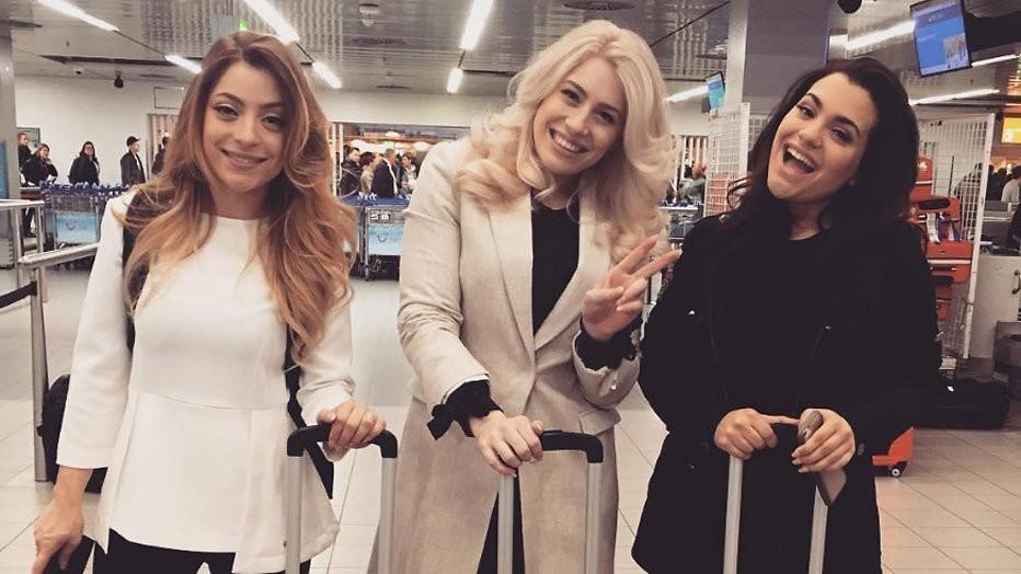 OG3NE op weg naar Kiev voor het Eurovisie Songfestival