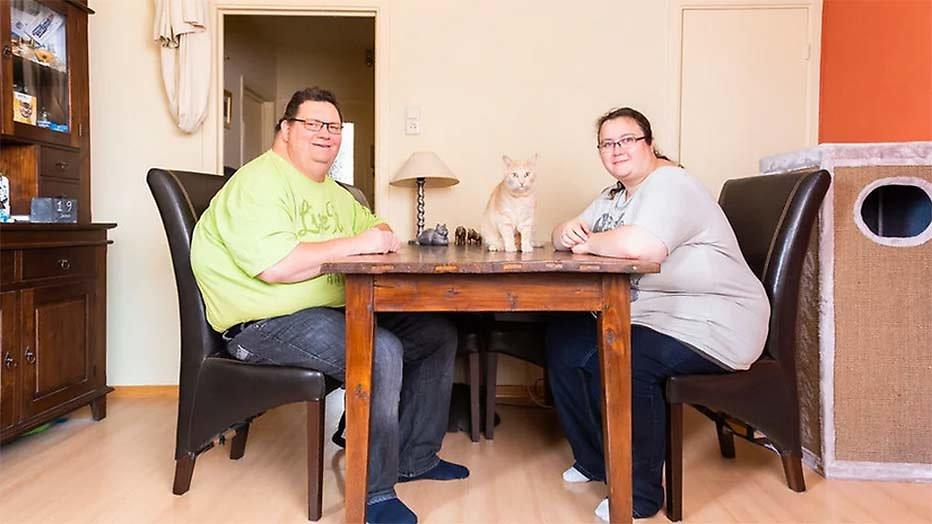 Afvallen met Angela in Obese