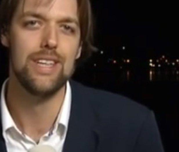 RTL Nieuws-correspondent Olaf Koens journalist van het jaar