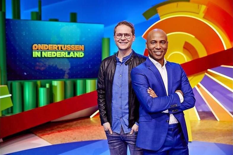 Tan en Ikink herenigd in Ondertussen in Nederland