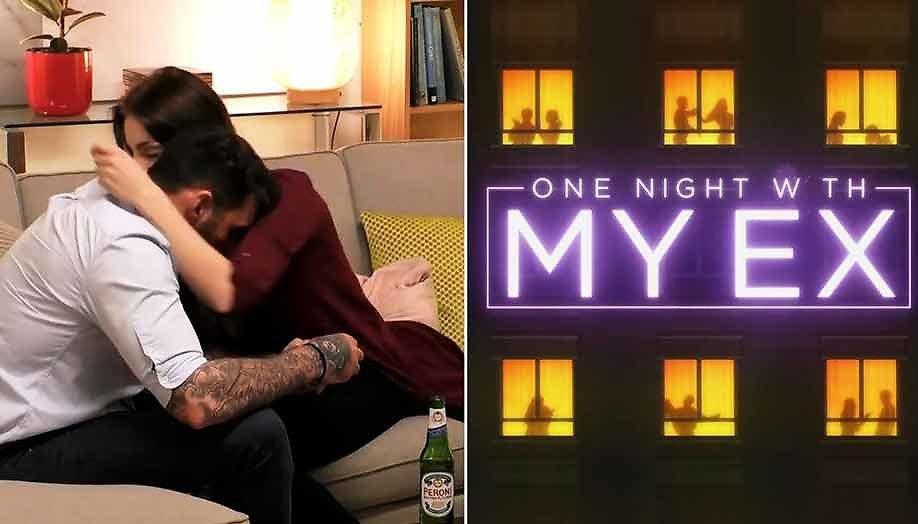 Een Nacht met Mijn Ex vanaf april op tv