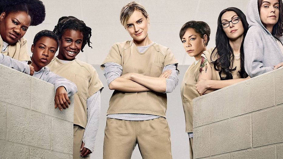 OITNB-actrices bij RTL Late Night
