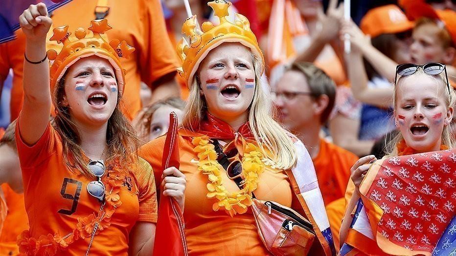 Supporters Oranje
