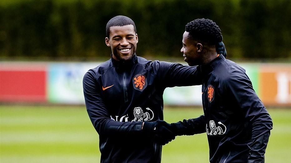 Oranje tegen Estland om kwalificatie