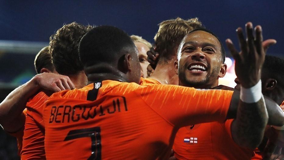 Memphis is blij met de winst van Oranje