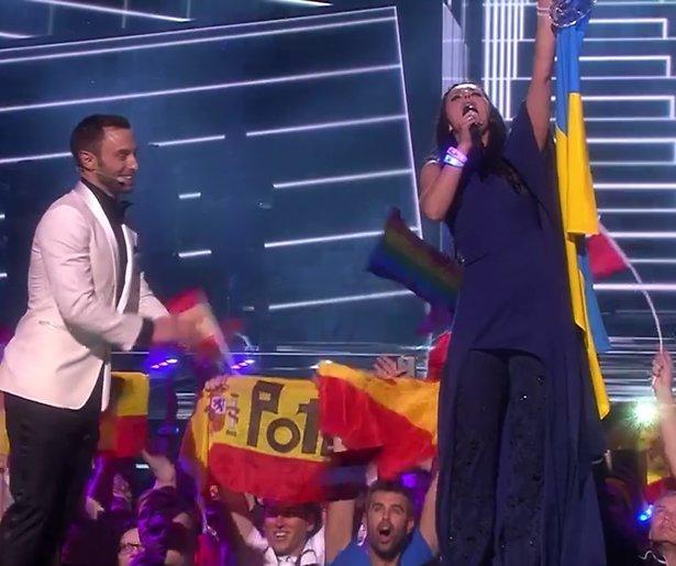 Oekraïne wint Eurovisie Songfestival 2016