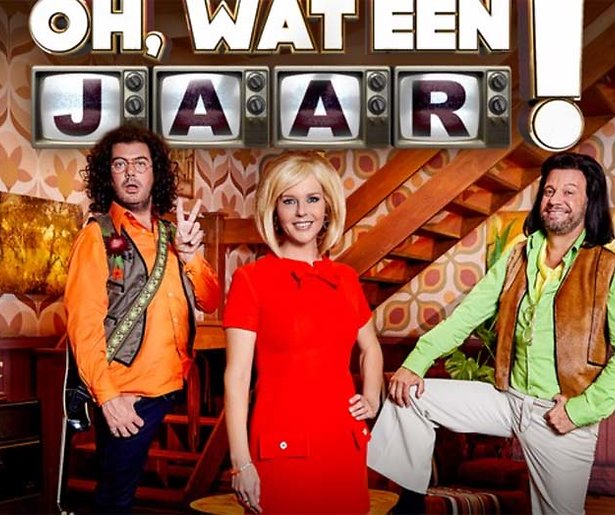 Oh, wat een jaar! met Chantal Janzen start begin november