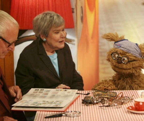 Oma Paula uit Sesamstraat overleden