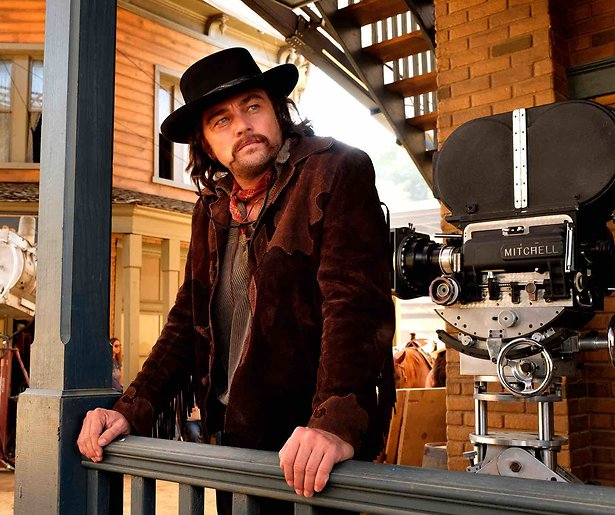 Quentin Tarantino maakt spin-off tv-serie van Once Upon a Time in... Hollywood