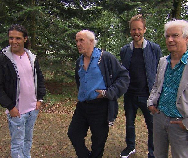 Kijktip: Ali B. op volle toeren met Boudewijn de Groot en Herman van Veen