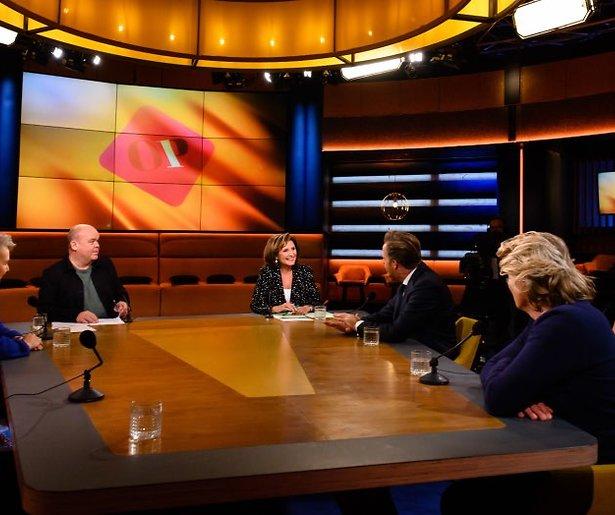Kabinet geeft talkshows uitzonderingspositie tijdens avondklok