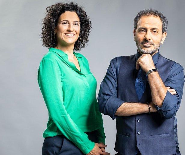 Kefah Allush en Margje Fikse keren volgende week eenmalig terug bij Op1