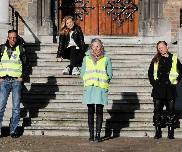Sophie Hilbrand: 'Alle bestuurders doken weg'