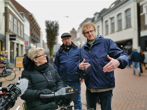 Opstandige burgers in Almelo