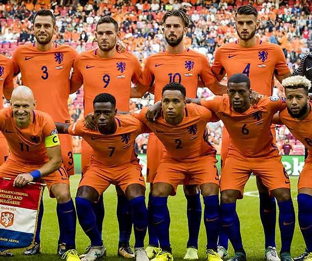 De TV van gisteren: Toch nog 1,1 miljoen voor oefenwedstrijd Oranje