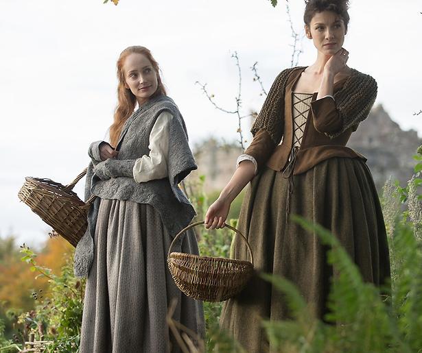 Outlander binnenkort te zien bij HBO Nederland