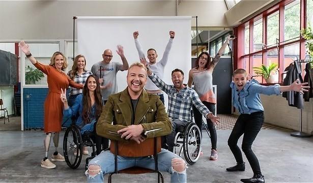 Paragliden in een rolstoel