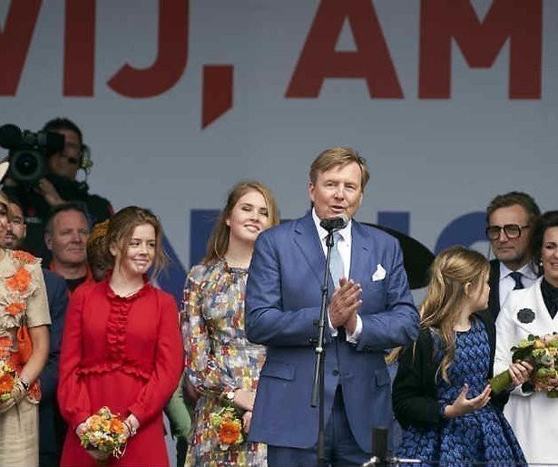 De TV van gisteren: 2.4 miljoen mensen zien Koningsdag