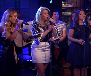 Videosnack: O'G3NE zingt Clown bij RTL Late Night