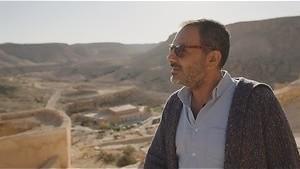 Kefah Allush in Tunesië