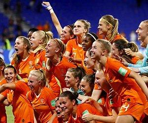 Finale Oranje Leeuwinnen tegen VS op veel festivals te zien