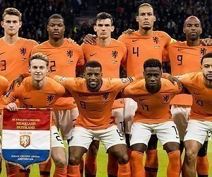 De eerste winnaar in Nations League