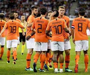 De TV van gisteren: Toch nog 1,2 miljoen voor oefenwedstrijd Oranje