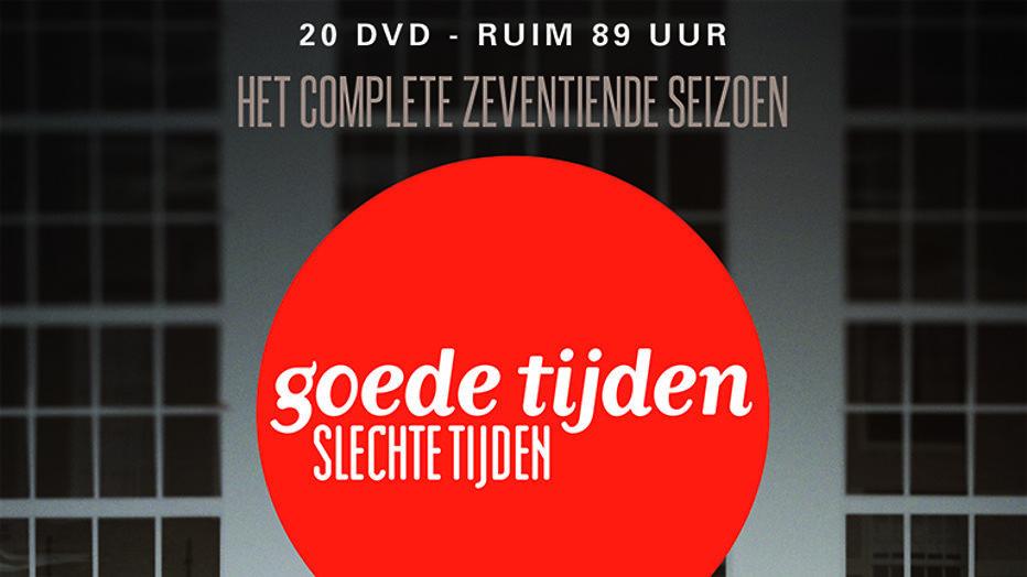 Win 5x dvd-box GTST seizoen 17