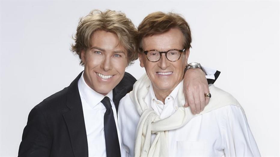 Frank en Rogier zijn terug in Paleis voor een Prikkie
