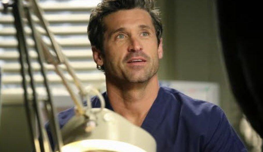 """""""Patrick Dempsey uit Grey's Anatomy geschreven vanwege divagedrag"""""""