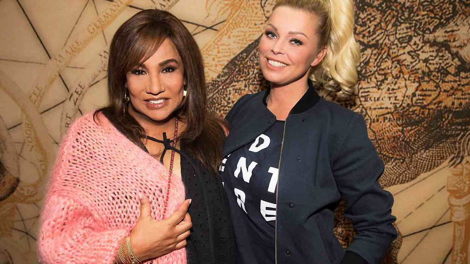 Patty Brard en Bridget Maasland