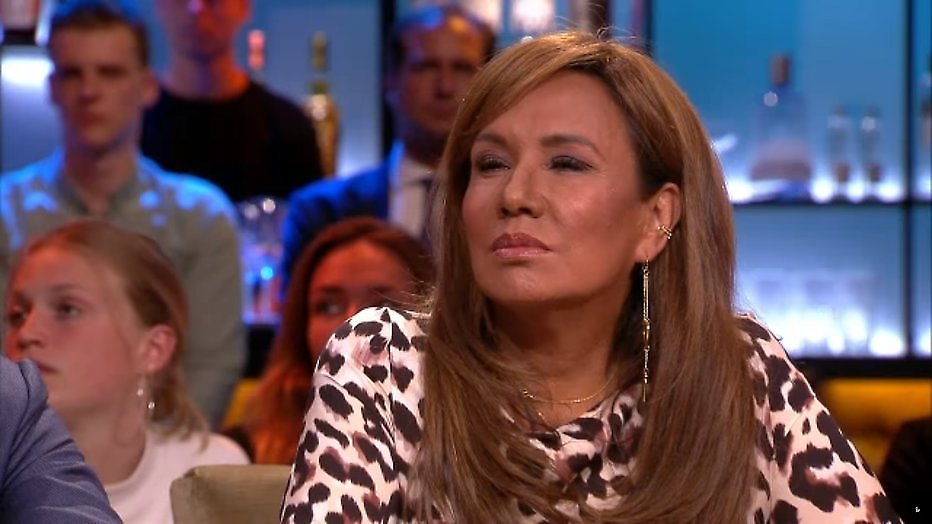 Patty Brard in therapie om faillisementstrauma te verwerken