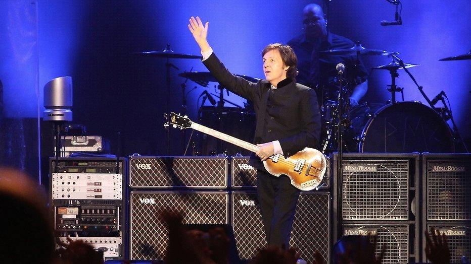 Paul McCartney weigert coach te worden in The Voice UK