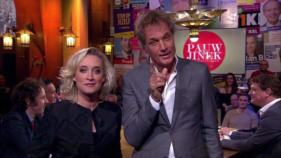 Eva Jinek wint TV Beeld voor beste presentator