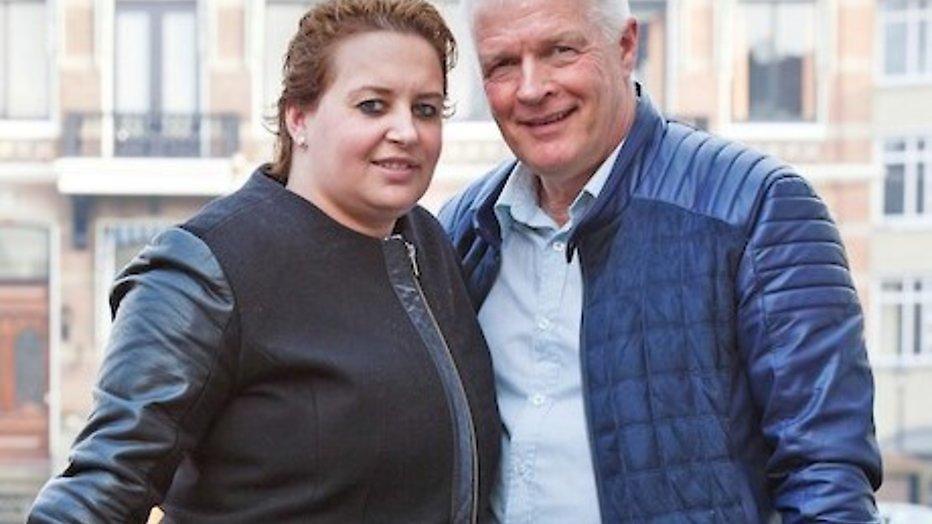 Virginia verlaat Peter Jan Rens voor andere vrouw