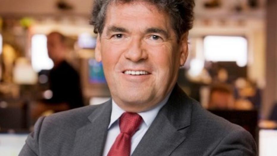 Peter Timofeeff gaat met pensioen