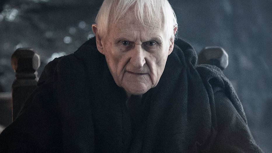 GoT-acteur Peter Vaughan overleden