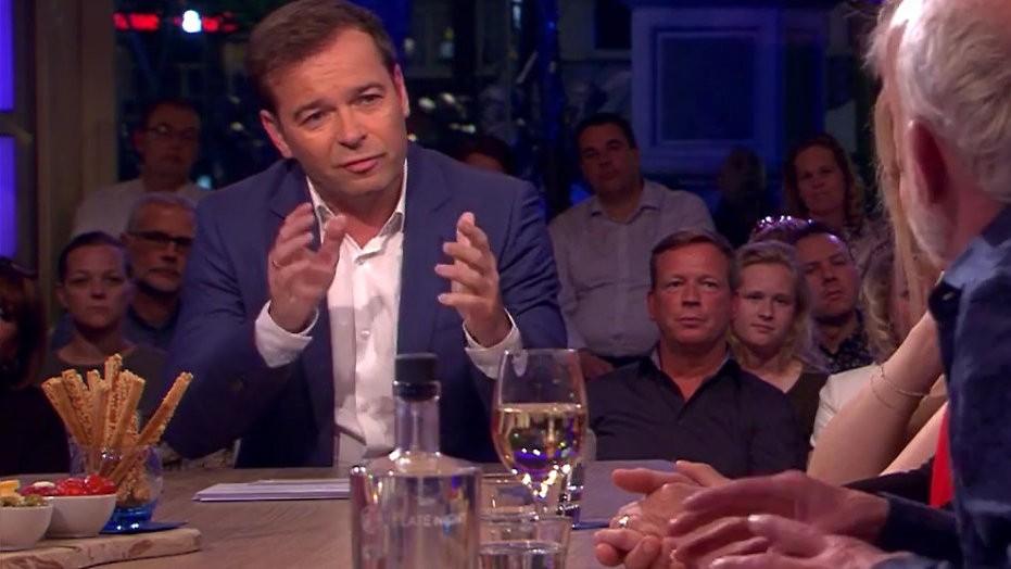 Peter van der Vorst vervangt Humberto de komende dagen bij RTL Late Night