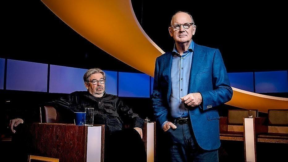 Philip Freriks, Maarten van Rossem