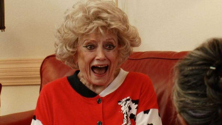Legendarische Amerikaanse komiek Phyllis Diller overleden