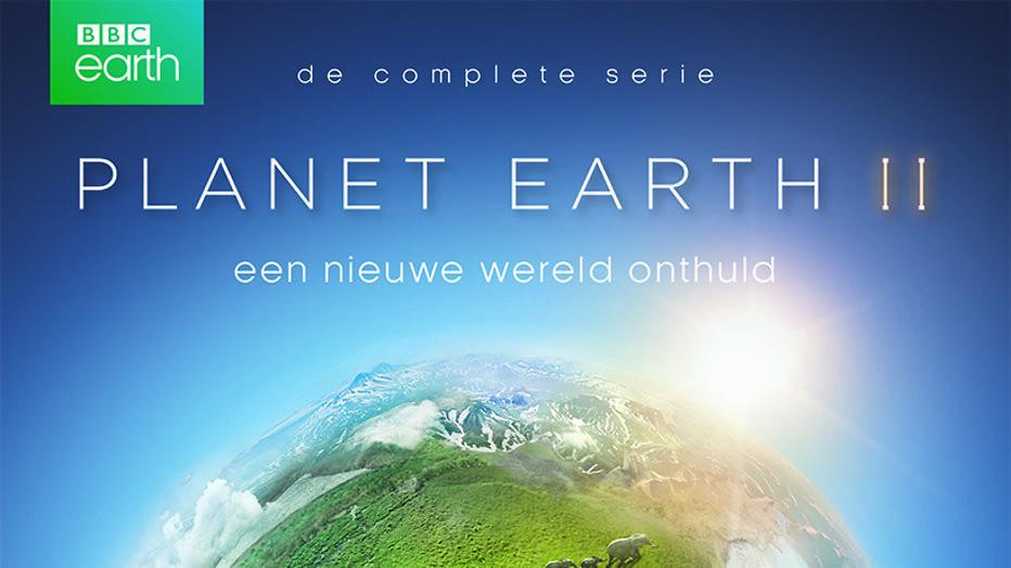 Win 3x DVD Planet Earth II en 12 tickets beleving