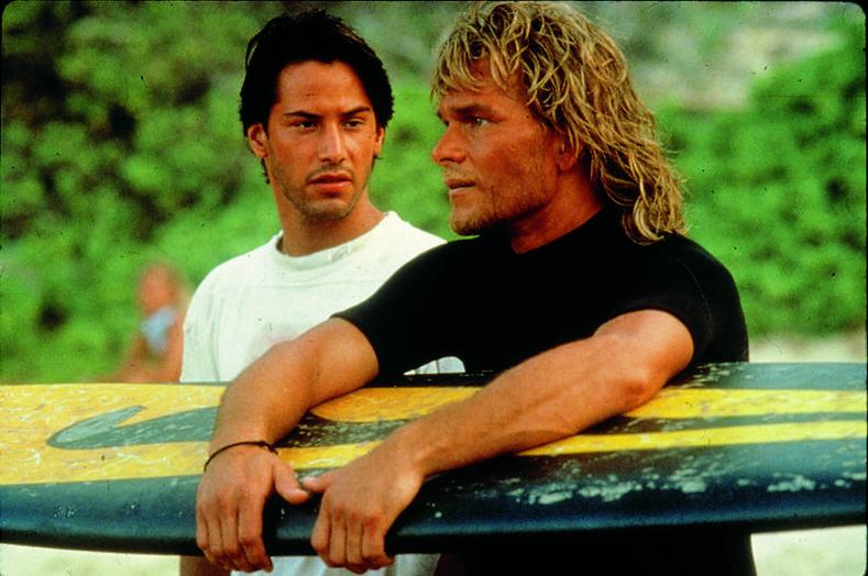 Point Break: Keanu Reeves infiltreert in surfgroep