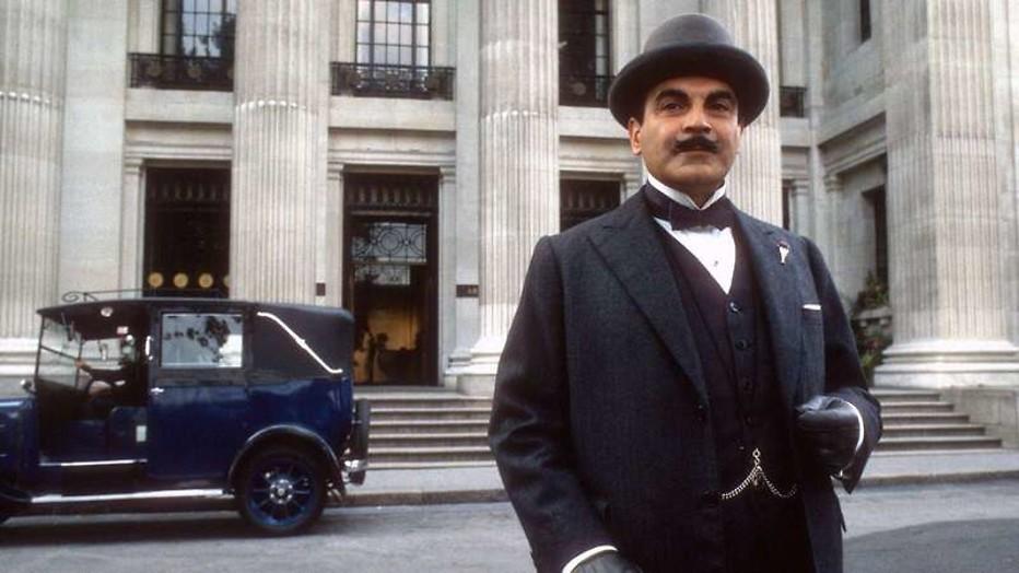 Tijdloze moord voor Poirot