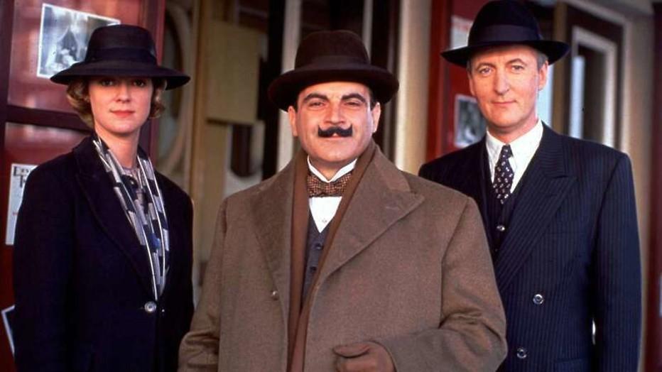 Fassbender als moordverdachte in Poirot