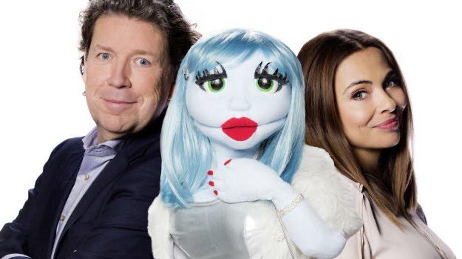 Kijkcijfers: Ruim 1 miljoen voor poppenshow Popster