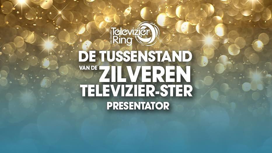 Tussenstand Zilveren Televizier-Ster Presentator 2018