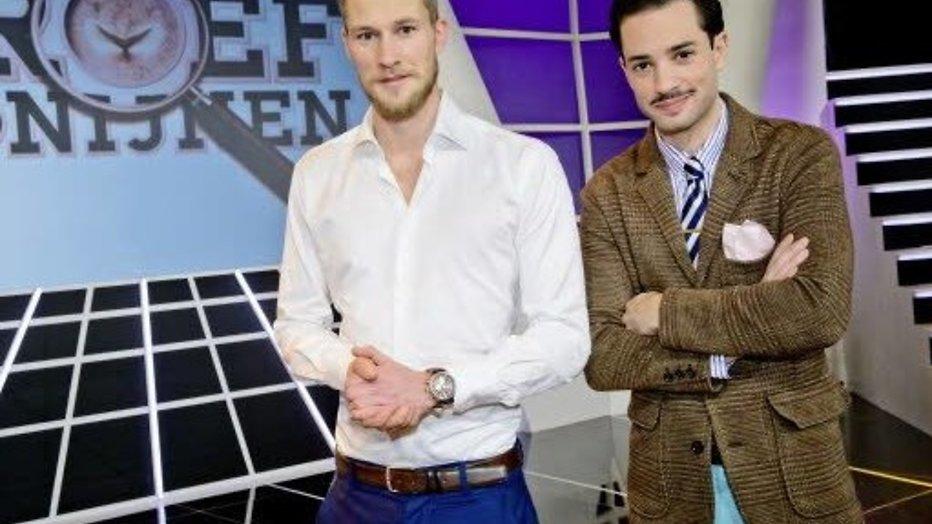Dennis Storm en Valerio Zeno presenteren Proefkonijnentest